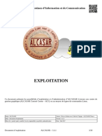Alcasar 3.1.1 Exploitation Fr (3)