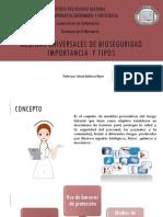 Medidas Universales de Bioseguridad