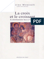 Moussali Antoine - La Croix Et Le Croissant