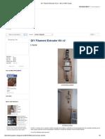 DIY Filament Extruder Kit v2 - Store of WH Huang