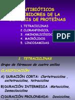 Inhibidores de La Sintesis de Proteinas