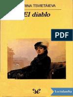 El Diablo - Marina Tsvietaieva