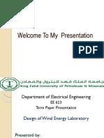 Presentation EE623