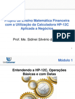 Slides HP 12C