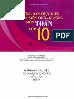 SACH HUONG DAN CHUAN KIEN THUC KI NANG TOAN 10 ( BGD ).pdf