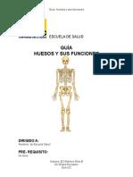 02 Huesos y Sus Funciones Ans - Afs1100