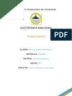 Transistor Bj t