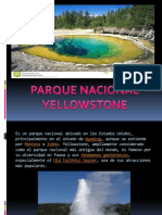 Parque Yellowstone Boris