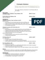 kokinakos chris resume