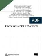 Psicologia de La Memocion