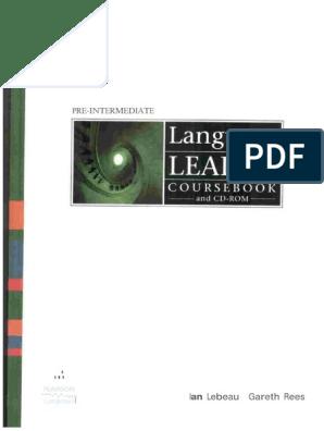 Language Leader Pre Intermediate Adjective Linguistics