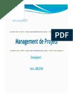 03 Management de Projet 2010