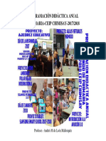 Programación Anual 2º Primaria 2017-2018