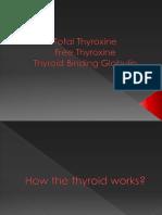 Total Thyroxine