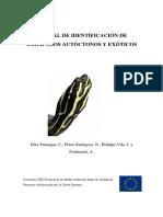 Manual de Identificacion de Galapagos (Feb 09)