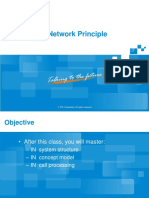 1 Intelligent Network Principle 76