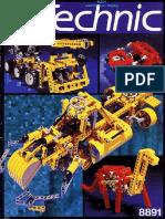 LEGO Idea Book 1991 1
