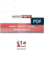Jasper Report Tutorial