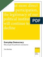 BENTLEY Everyday Democracy