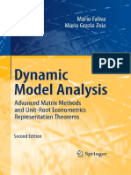 Dynamic Model Analysis - Raices Unitarias