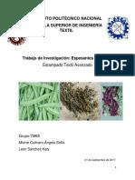 Trabajo Investigacion Espesantes para estampado textil