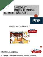 Empresa Productora y Comercializadora de Galletas Naturales
