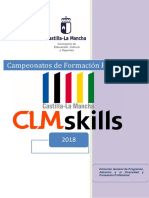 Bases Convocatoria CLMSKILLS 2018