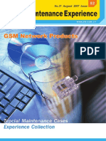 Maintenance Experience, Issue 52(GSM Network Products ).pdf