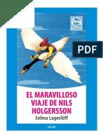 Tapa Libro Los Viajes de Nils Holgersson Zig Zag