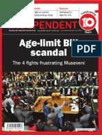 The Independent UGANDA - Issue 489