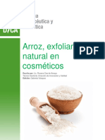 Arroz Exfoliante Natural