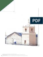 ARQUITECTURA VERNÁCULA Y TECNOLOGÍA, De La Piedra a La Nube de Puntos, Templo Nuevo de San Roque de Peine, Salar de Atacama, Chile ISSN 0716-2677