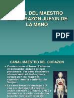 Canal Corazón Jueyin Mano