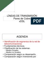 Identificacion de La Red de Telecomunicaciones