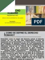 Derecho Romano Diego