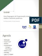 CicloDeSeminarios2012.1 Thiago Werton