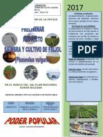 Proyecto de Frijol Conuqueros de Santa Marta