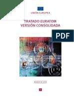 Tratado de La Comunidad Economica Europea y Comunidad de Energia Atomica