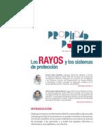 Los rayos y los sistemas de protección.pdf