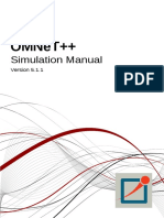 Simulation Manual