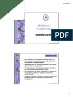 10- interpolacion