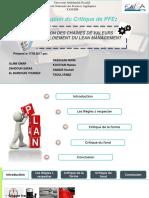 Présentation Critique PFE_ VF01