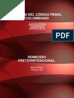 Delitos Del Código Penal Colombiano