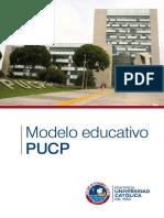 Modelo Educativo Pucp