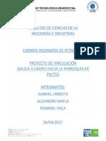 Informe de Vinculacion Final