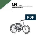 Plan de La Bicicleta