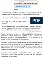 Cap. III - Calidad y Seguridad en los Proyectos (a).pptx