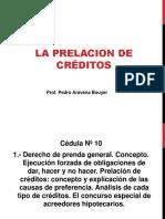 Prelación de Créditos (1)