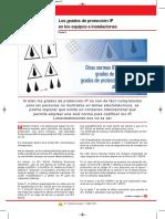 70_12 Ing. Carlos A. Galizia. Los grados de protección IP en los Equipos e Instalaciones. Parte 8..pdf