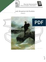 Aleksandr Serguéyevich Pushkin (1799-1836)